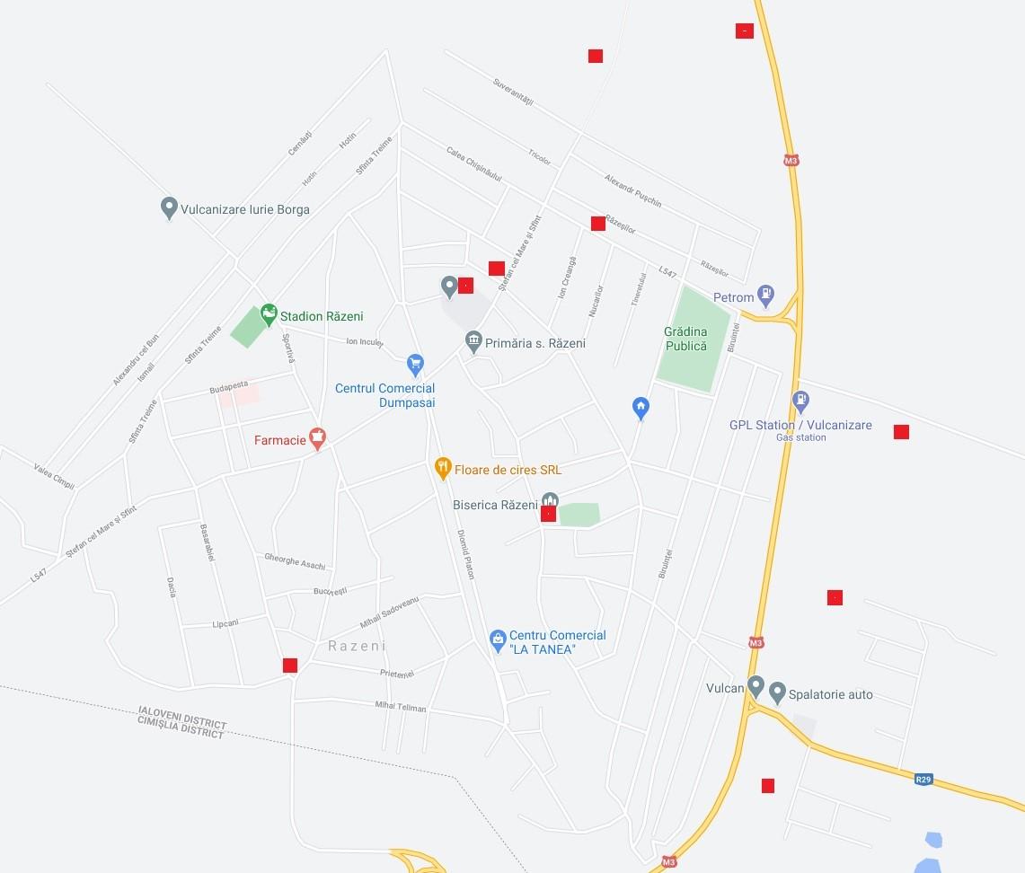 Harta Surse Apa Poluata